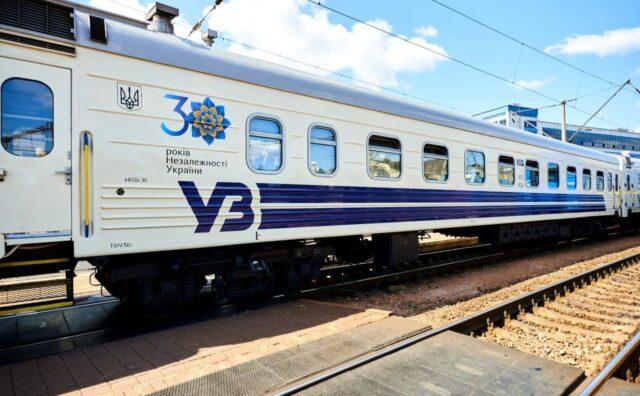 Через Вінницю та область курсуватимуть додаткові потяги до Дня захисників і захисниць України