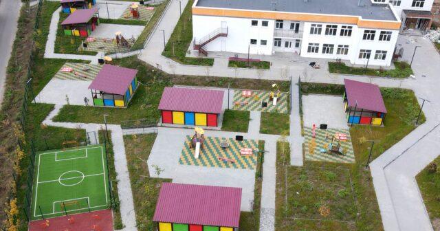 «Розумне» водопостачання та автоматизована вентиляція: у Вінницьких Хуторах оснащують новий садочок