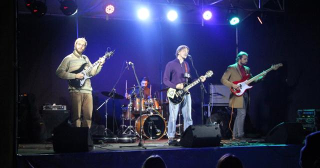 """Експресія від """"Zoryasha"""" та драйв від """"Фольги"""": яким був вечір урбаністичного фестивалю у Вінниці. ФОТОРЕПОРТАЖ"""