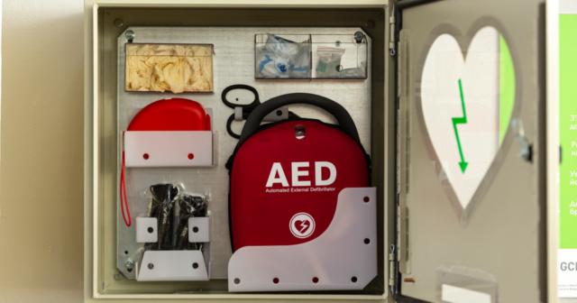 У Вінниці встановили перший автоматичний зовнішній дефібрилятор у публічному місці. ФОТО