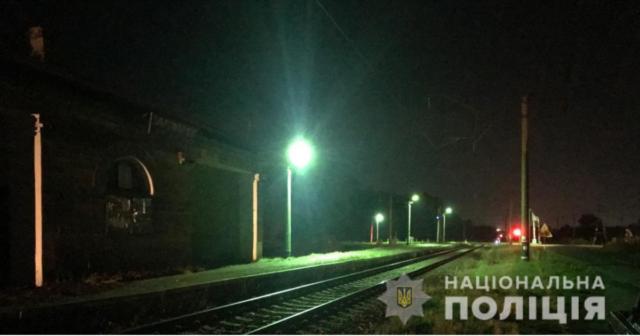 На Вінниччині розслідують обставини загибелі неповнолітньої дівчини, яку збив вантажний потяг