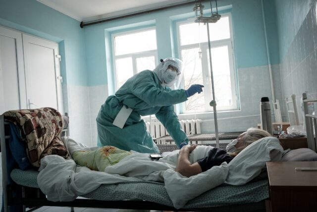 На Вінниччині 98% госпіталізованих із COVID19 – невакциновані